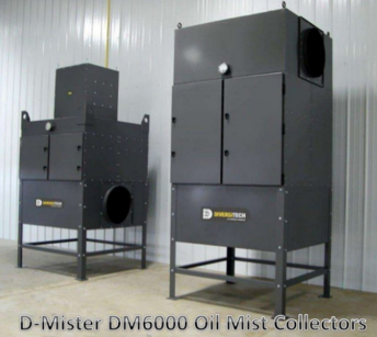 D-Mister DM6000 Oil Mist Collector