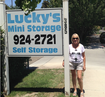 Lucky S Mini Storage Self Storage Units Lemoore Ca 93245