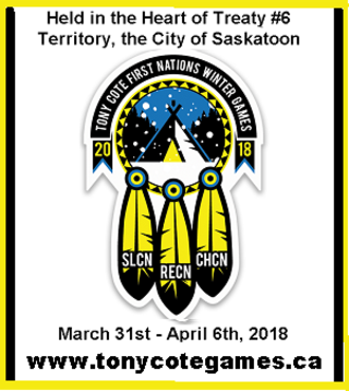 Tony Cote Winter Games 2018 Website