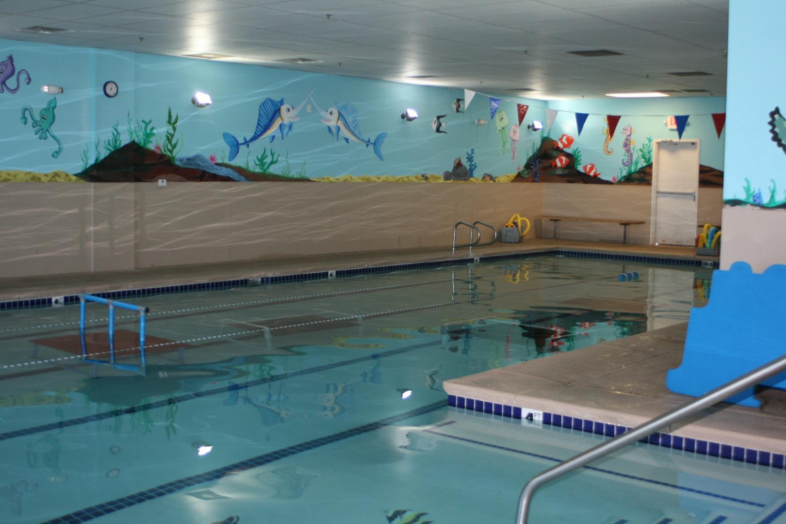 indoor heated pools
