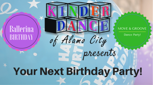 San Antonio Children's Birthday Parties and Events