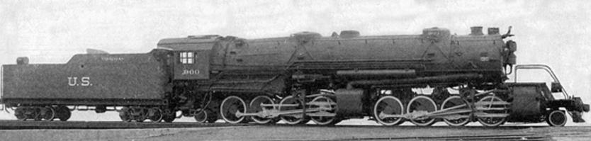 Virginian 900, prior to its refusal by the Virginian Railway. It and VGN 901–904 became Norfolk and Western Railway 2000–2004, class Y-3.