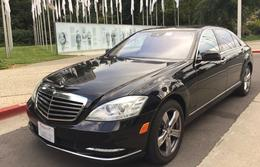 Mercedes Benz S550 executive