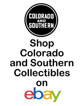 Shop Colorado and Southern Collectibles on eBay.