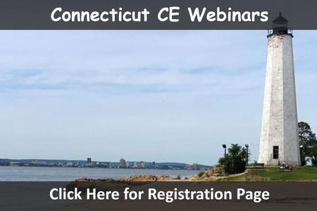 Connecticut CT chiropractic ce seminars webinars online near chiropractor seminar events credits Continuing education hours
