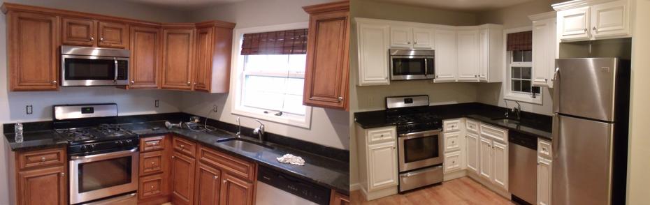 Kitchen Cabinet Painting And Refinishing Seattle Wa Painters