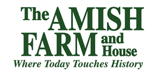 Amish Farm and House logo