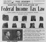 Maryland tax attorney Charles Dillon - IRS criminal finger printing