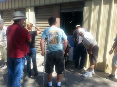 Self Storage Units Madera CA 93637 Auction