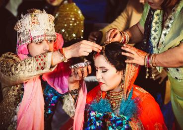 Punjabi/Sikh Wedding Photography in Faridabad/Delhi