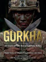 New Royal Gurkha Rifles (RGR 25) Book by Craig Lawrence