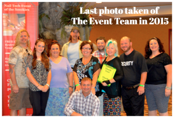 Jill Wright Facebook photo album 2015 Event Team