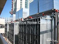 Kinetics Noise Control Ventilation Silencers