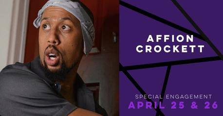 AFFION CROCKET ATLANTA COMEDY
