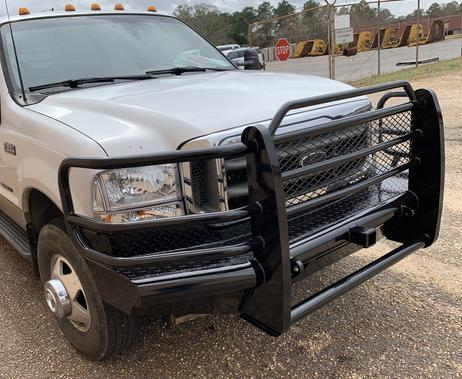 2017 Toyota Tacoma Running Boards >> 1999-2004 Ford F250/F350 Heavy Duty Front Replacement Bumpers