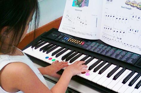 Piano Lessons that Children Want!