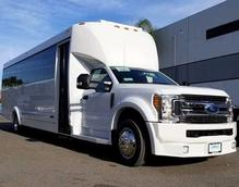 Prom Party Bus rental NY