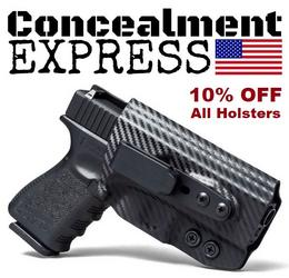 Concealment Express Holsters