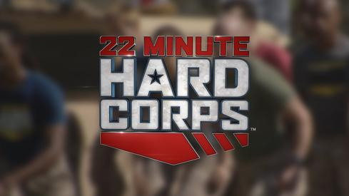 Tony Horton, 22 Minute Hard Corps, Beachbody, Military Workout