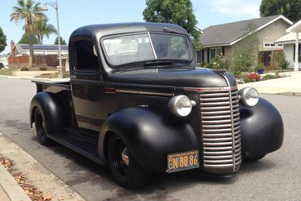 Lint Automotive 1939 Chevy Pickup