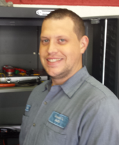 shaun cowan, technician, cowans automotive, bristol va