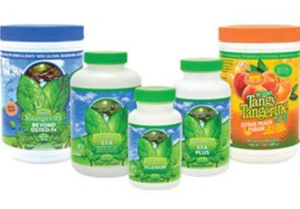 HEALTHY BODY BRAIN AND HEART PAK™