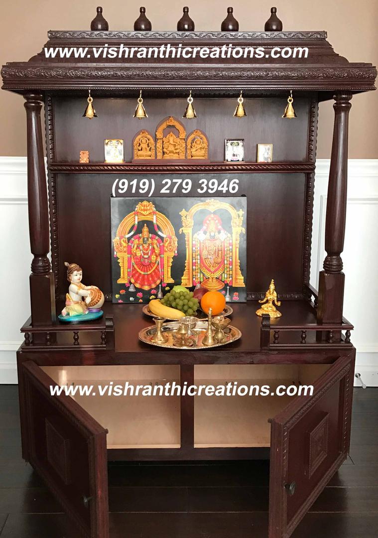 Vishranthi Creations - Pooja Mandir, Tanjore Paintings in USA