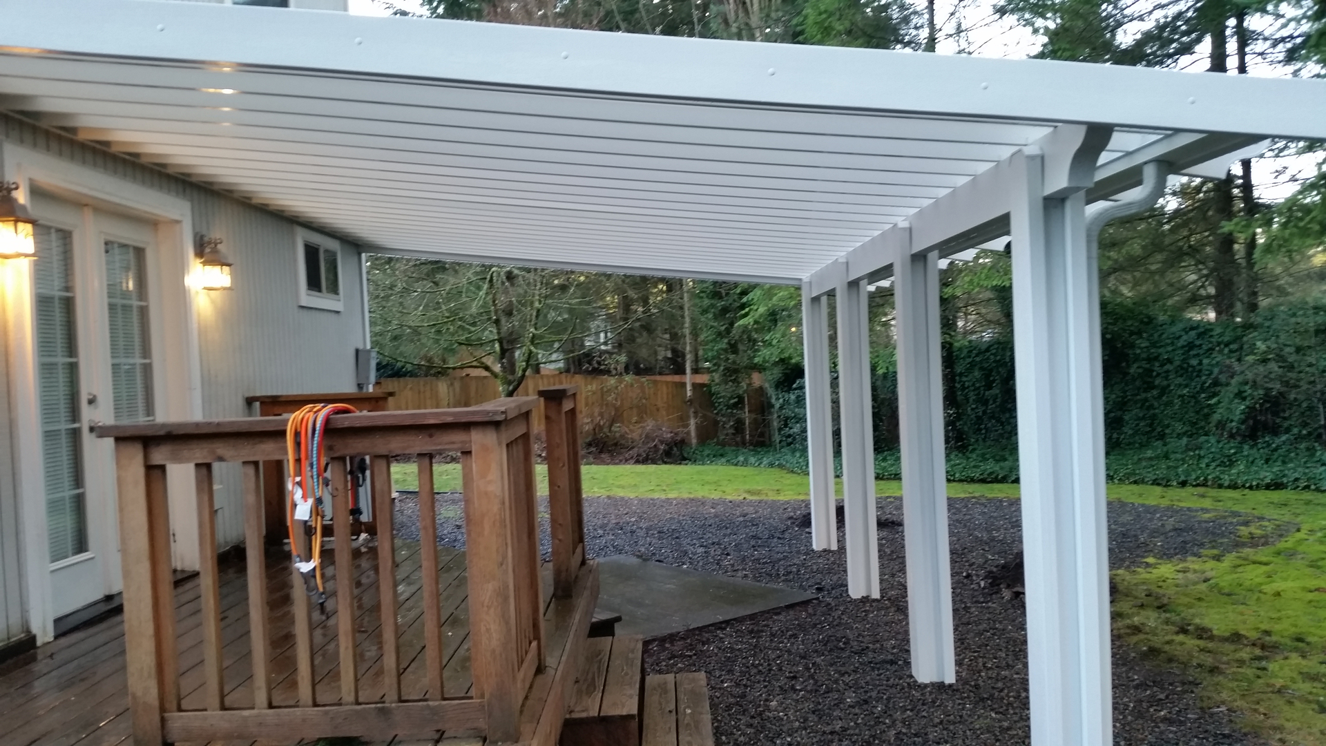 Patio Cover Construction Lacey Home Repair West Coast Home