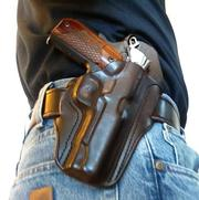OWB Outside the Waistband Gun Holsters