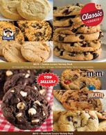 Classic Cookie Dough Fundraising Brochure