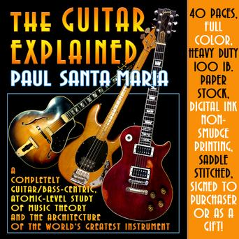 The Guitar Explained 20017