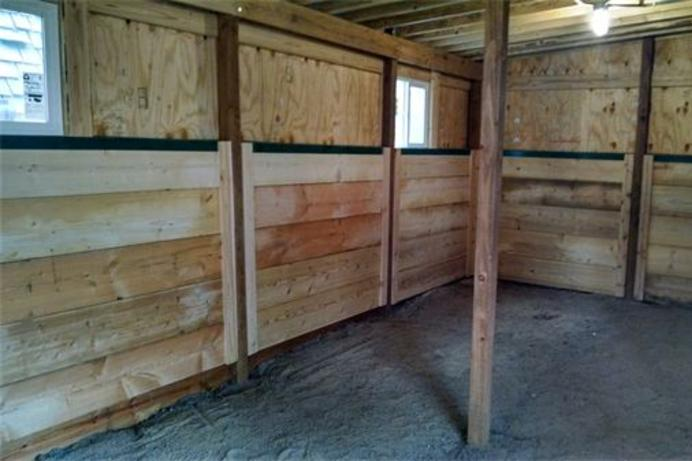 Horse Stalls Dividers