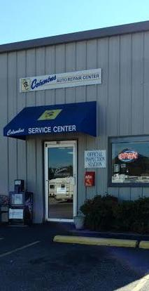 Photo of Columbus Service Center front