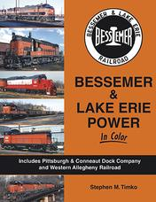 Bessemer & Lake Erie Power In Color