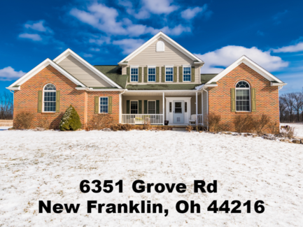 6351 Grove Rd New Franklin, Oh 44216