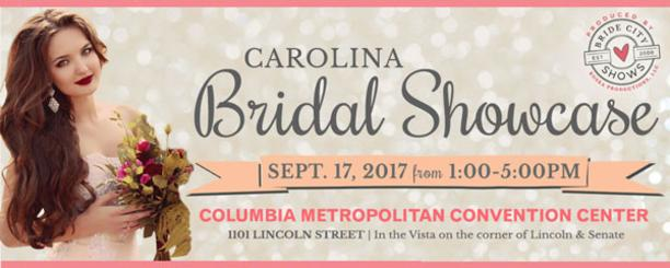Carolina Bridal Showcase Buy Tickets