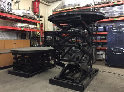 Used Trucks Las Vegas >> Hydraulic Stage Lifts