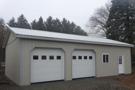 Post Frame Precision Pole Buildings In Schuylkill Haven Pa