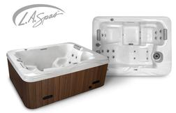 L.A. Spas Hot Tubs