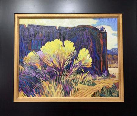 The Natural Accents Gallery of Taos, Featuring Brad Price - Oils Artist