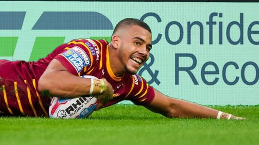 Huddersfield Giants Score With Go Shred