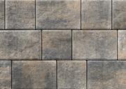 Unilock Concrete Permeable Paver in Transition in Fossil Color