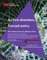 Security glass in Springfield, MO