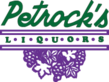 Petrocks Liquors Sign/Logo