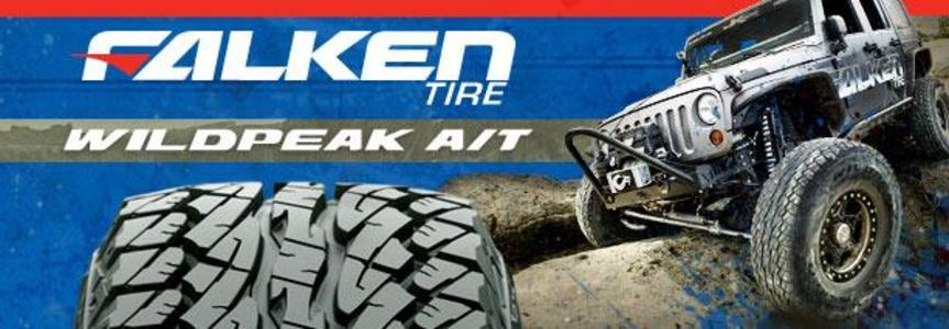 Falken Tire Dealer Canton Akron Ohio_jeep tires_truck tires Ohio