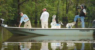 fishing guide Neuse River