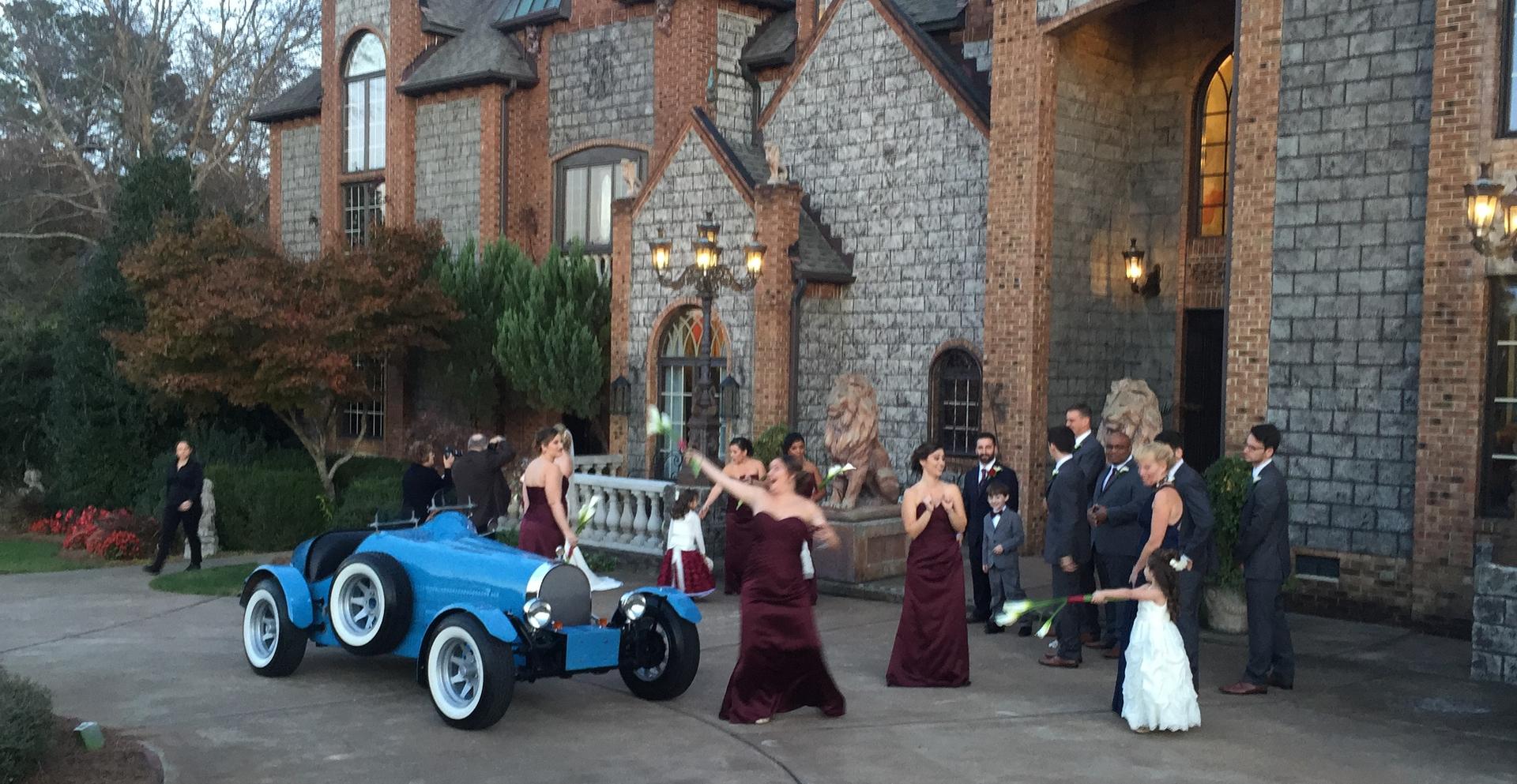 Carolina Classic Car Rentals - Limousine Service, Classic Cars