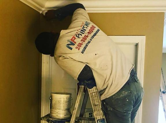 Professional painter in commerce michigan
