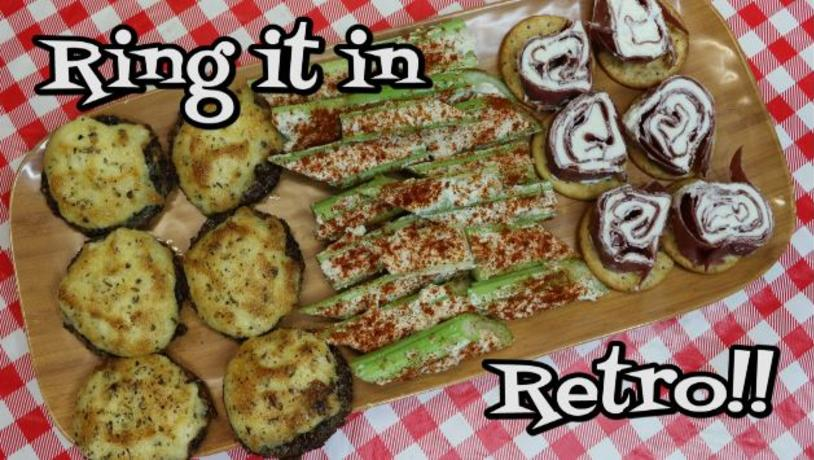 Retro Appetizers for New Year's Eve, Noreen's Kitchen