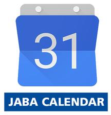 Up to date News and Events JABA